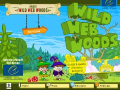 Igrišče Wild Web Woods